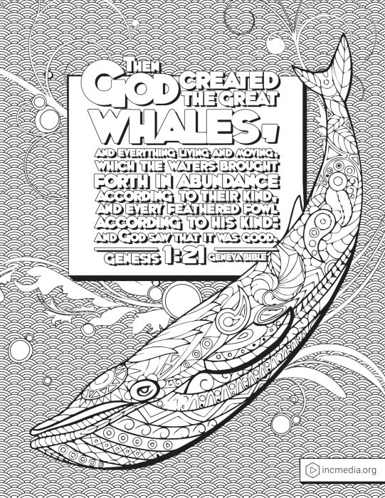 Creative Christian – Coloring Pages -