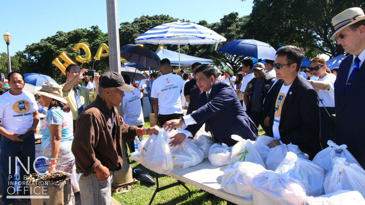 Iglesia Ni Cristo (Church Of Christ)_Honolulu Recognition_Outreach 6