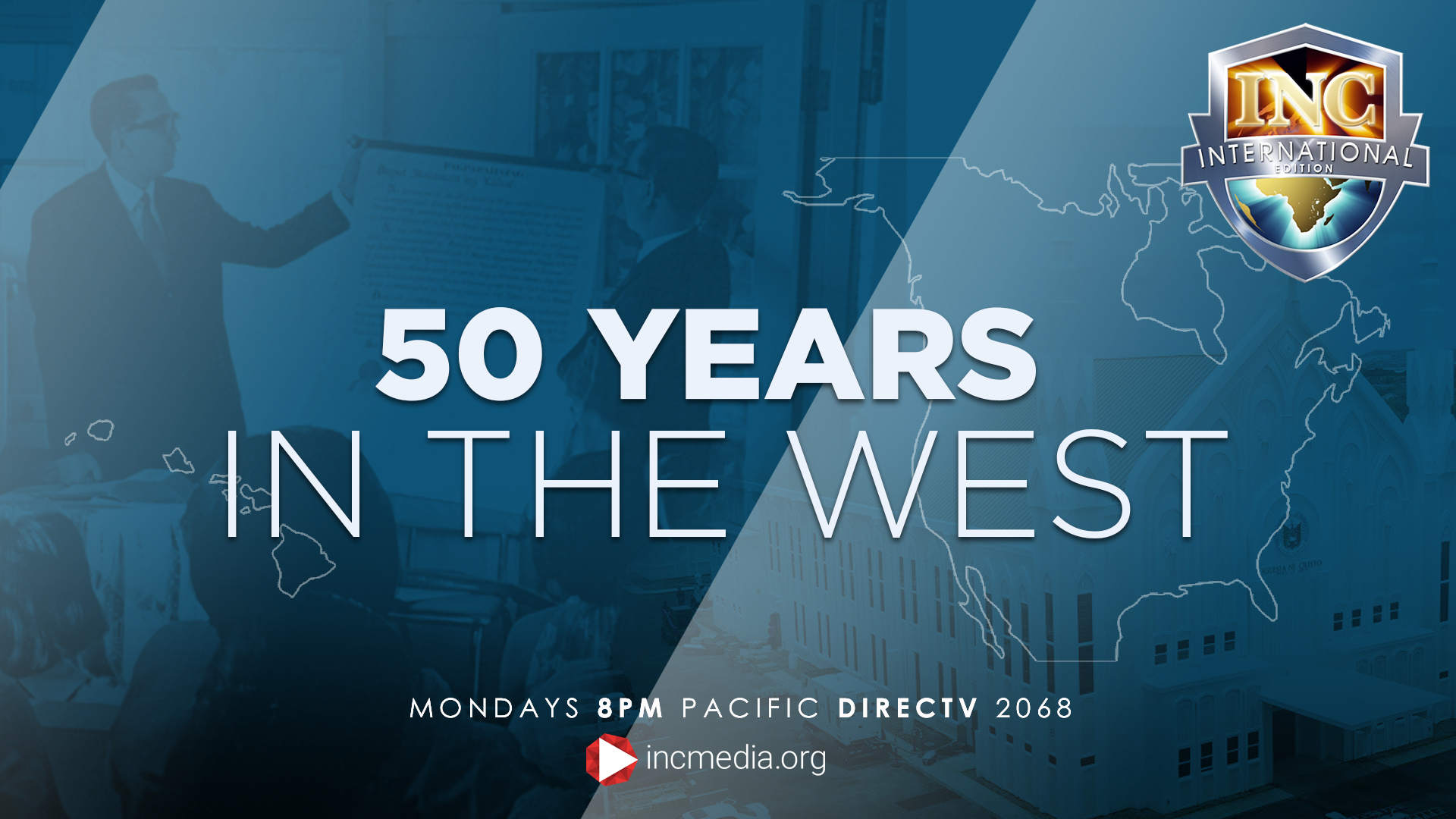 50 Years in the West